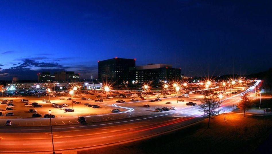 """NSA-Zentrale in Fort Meade: Zeichen """"für mehr Transparenz"""""""