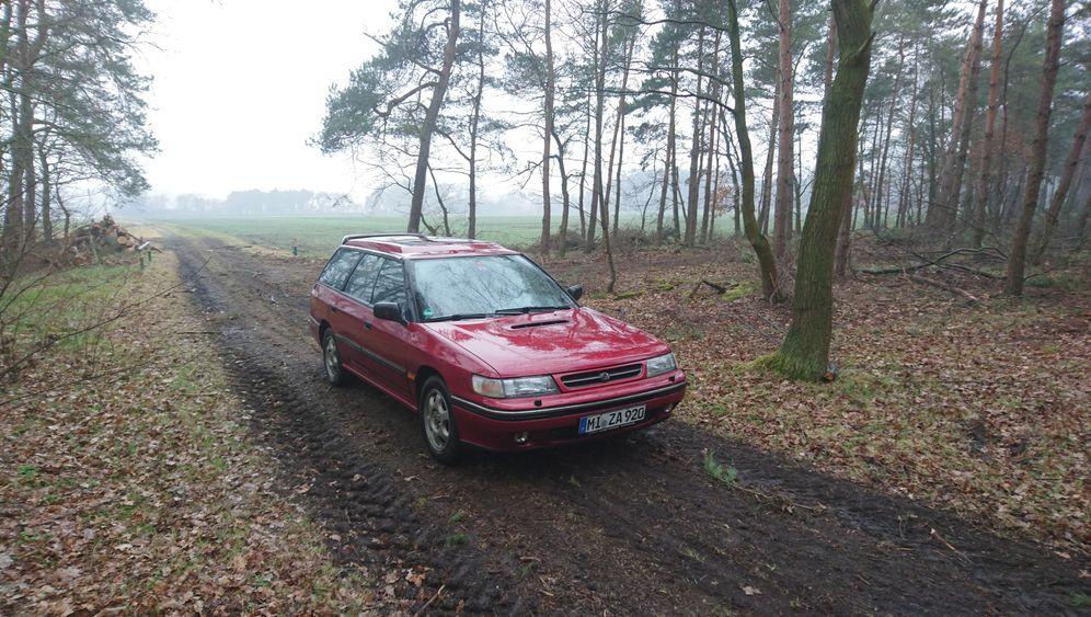 Günstige Oldtimer: Subaru Legacy
