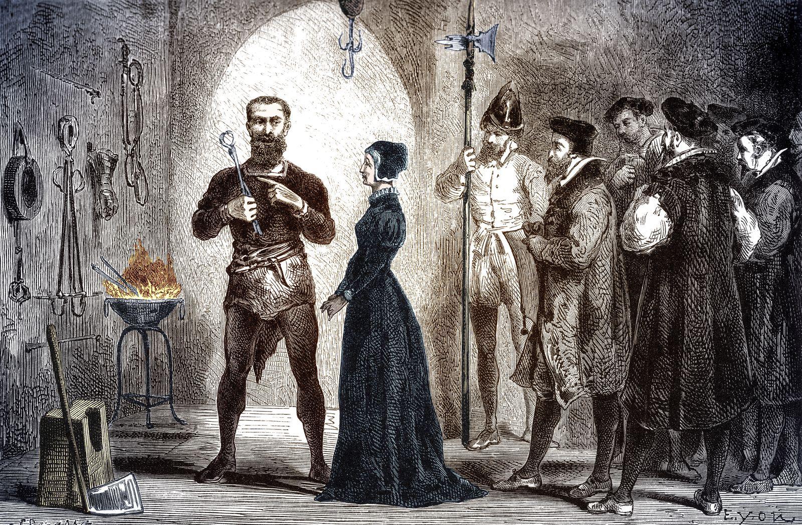 Katharina Kepler Accused of Witchcraft