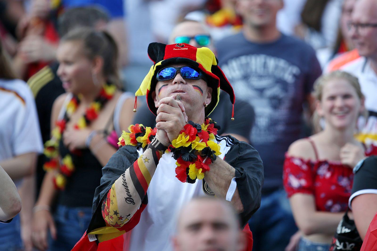 Wm 2018 Fan Deutschland