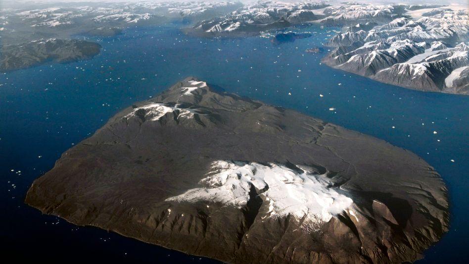 Mini-Eisberge vor Grönland: Eisschwund variiert von Jahr zu Jahr