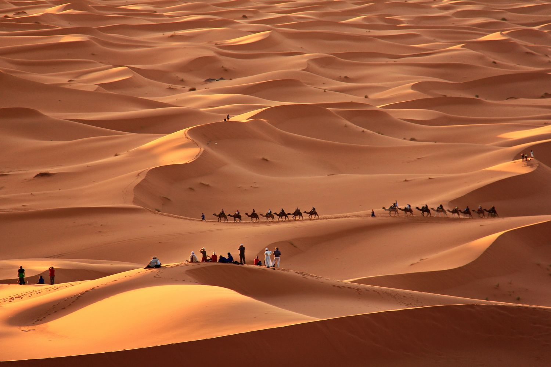 Hauser Marokko