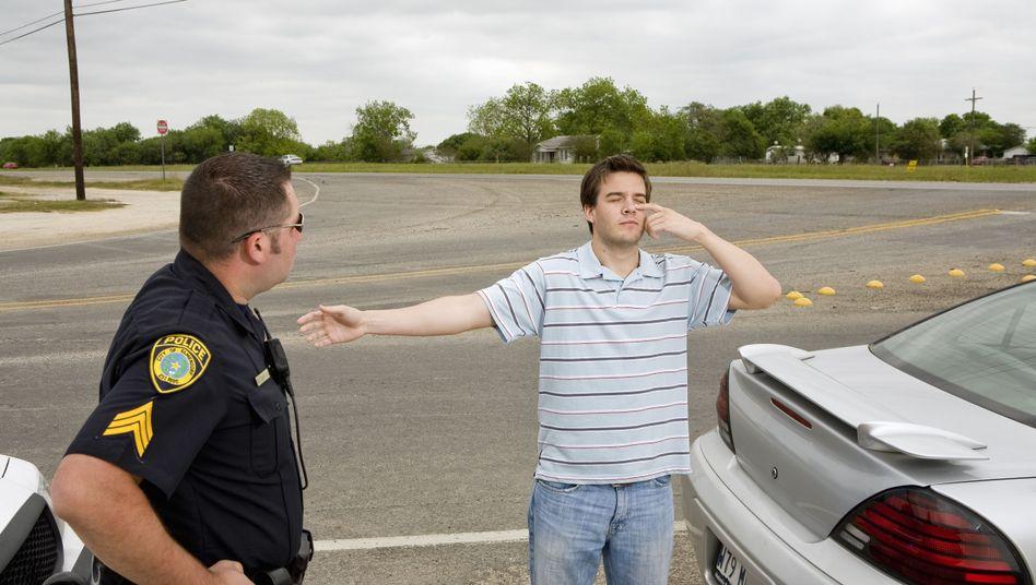 Alkoholkontrolle in den USA