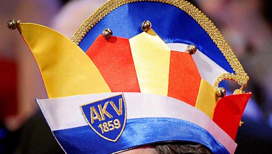 Karnevalskappe des Aachener Karnevalsvereins