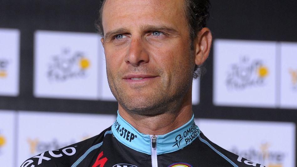 Alessandro Petacchi bei der Tour de France 2014