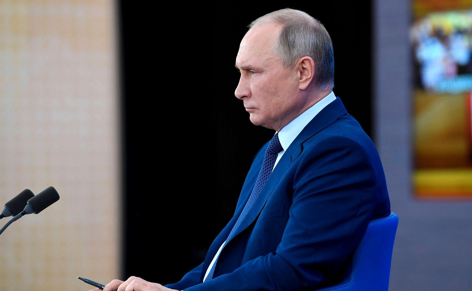 Putins große Pressekonferenz