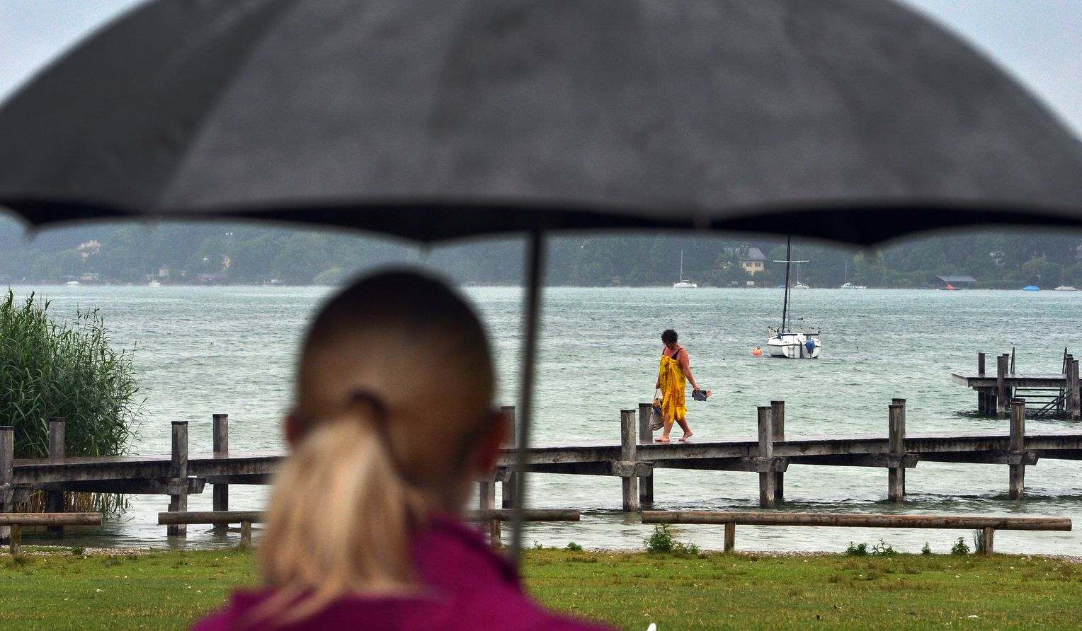 Unwetterwarnung: Unwetterzentrale kündigt lokale Gewitter