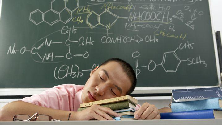 Kurznachricht von Xi: Geht schlafen!