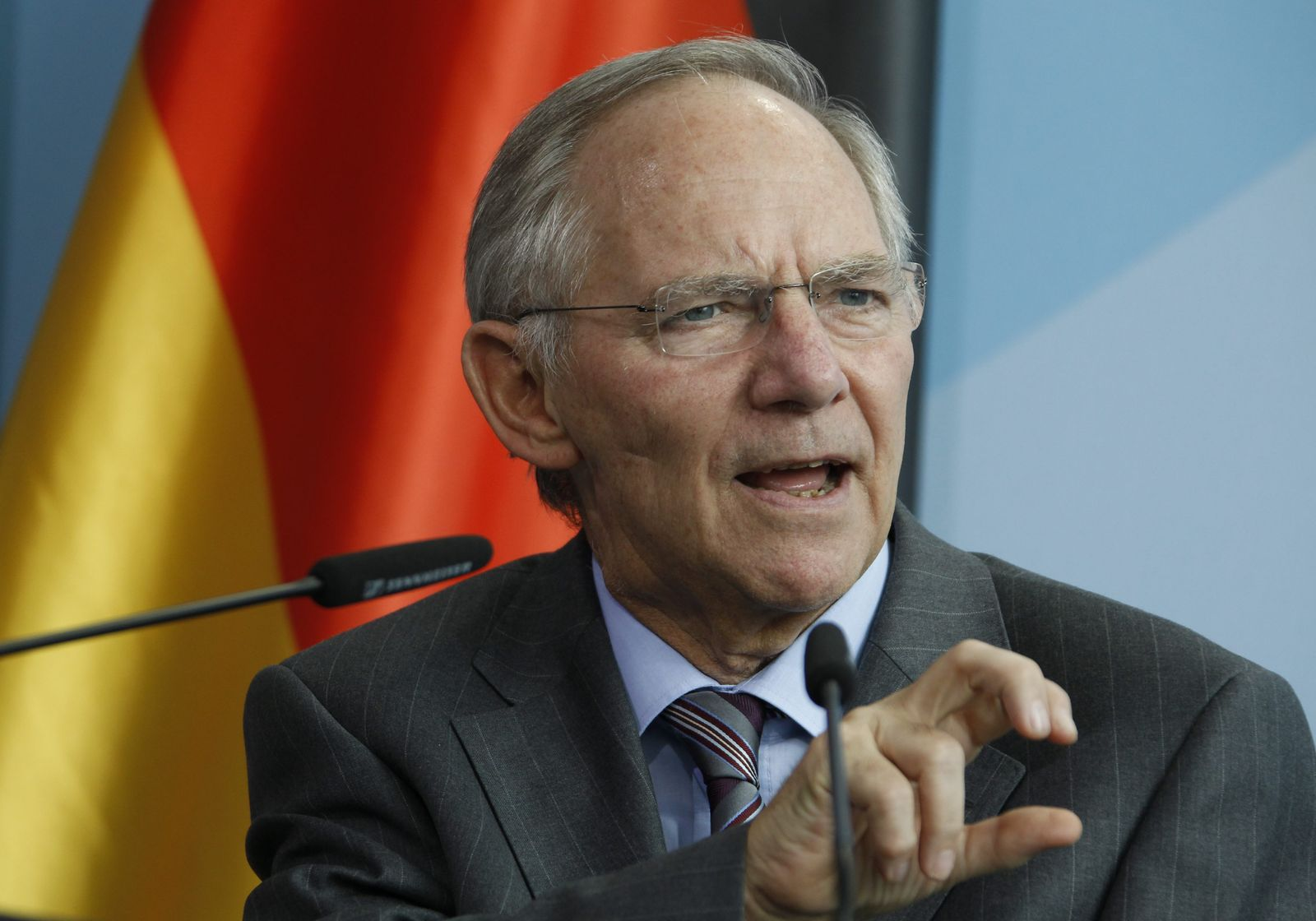 Germany Schäuble