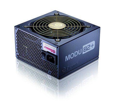 Modernes Netzteil (von Enermax): Besonders effizient mit 80-Plus-Technik