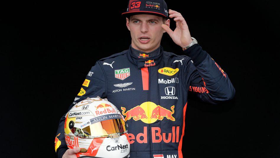 Red-Bull-Pilot Max Verstappen sollte mit Sars-CoV-2 infiziert werden