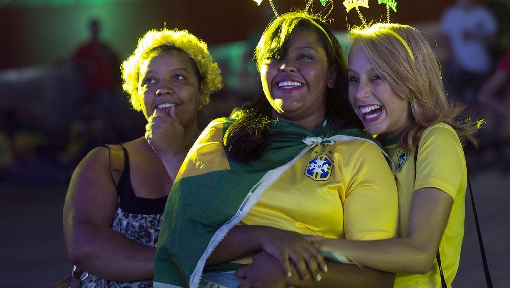 WM 2014: Jubel über die Seleção