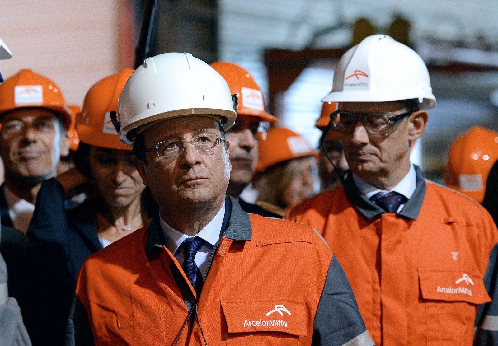 Hollande / Florange