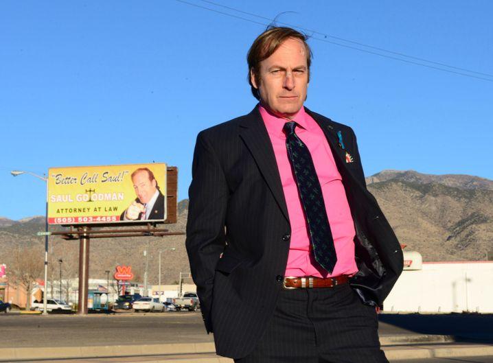 """Breaking Bad""-Ableger: Bob Odenkirk als schmieriger Anwalt Saul Goodman"