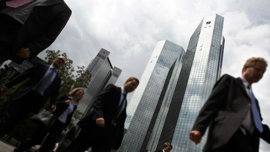 """Banker in Frankfurt: """"Keine Bank war gut, viele waren schlecht"""""""