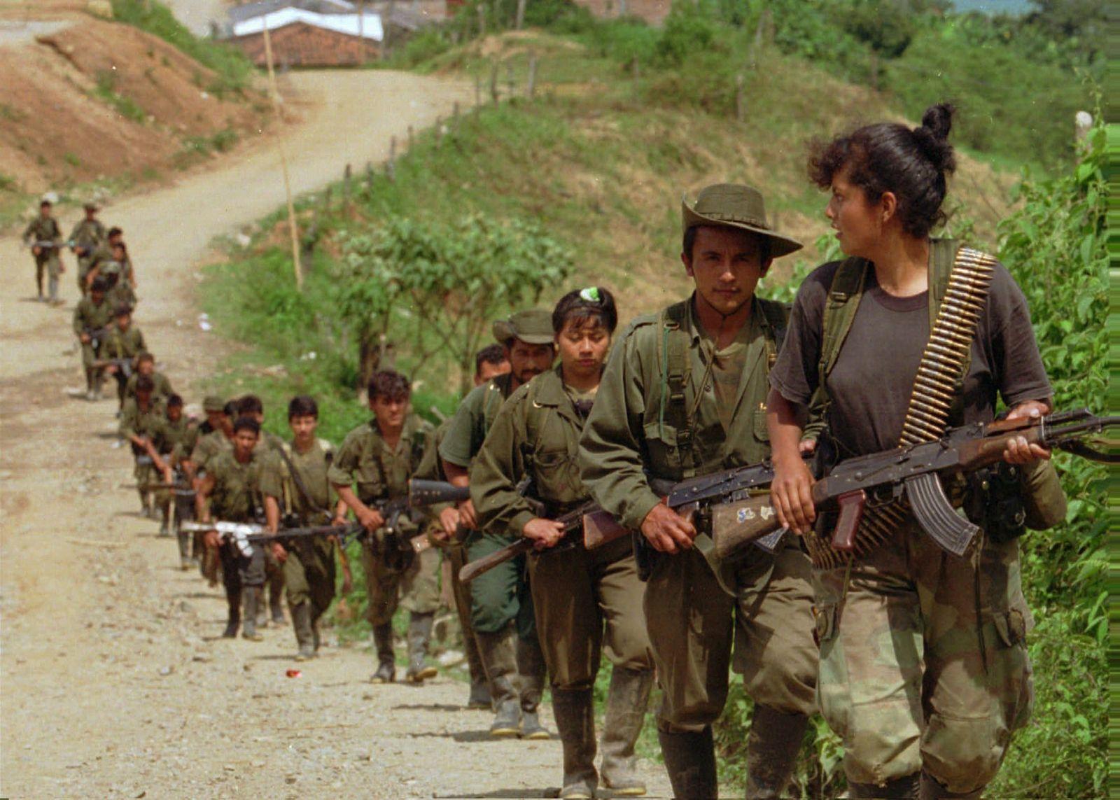 Kolumbien / FARC