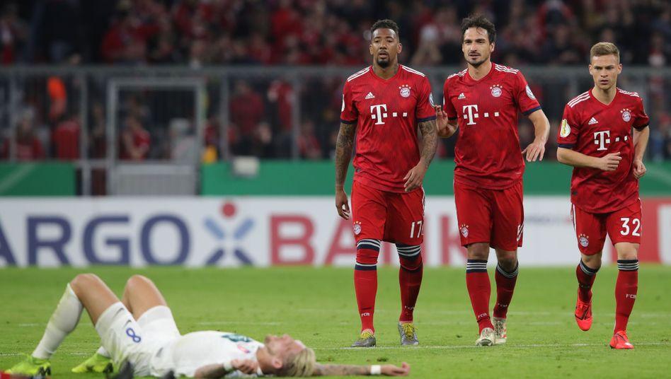 Bundesliga: Der 28. Spieltag Mit FC Bayern München Vs