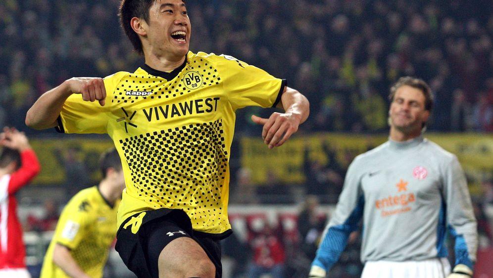 BVB-Star Kagawa: Brillant am Ball
