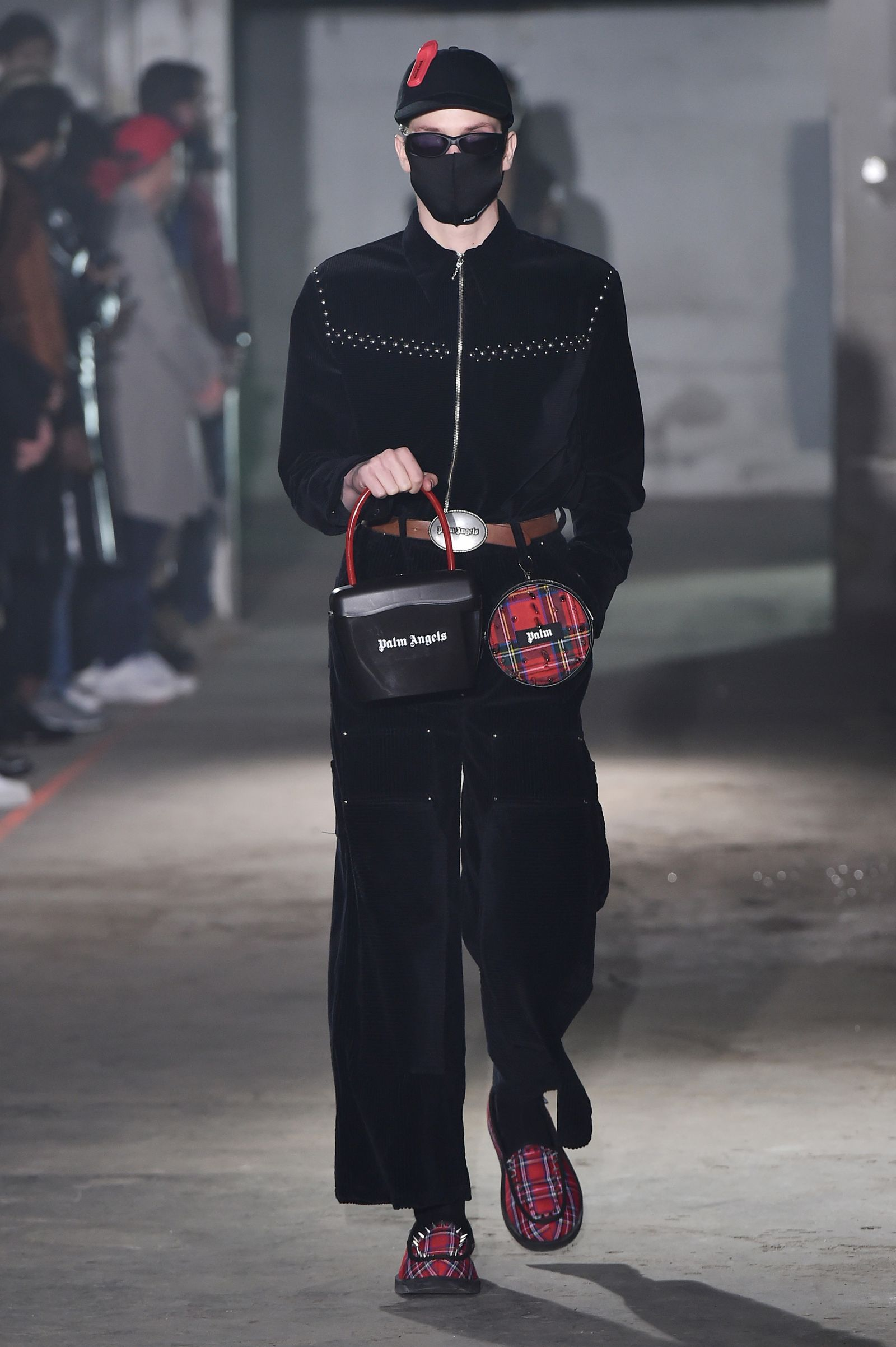 Palm Angels - Mens Fall 2018 Runway - Milan Menswear Fashion Week
