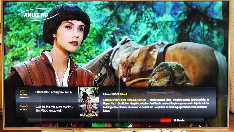 Fernsehen mit Netz: Samsungs Smart TV