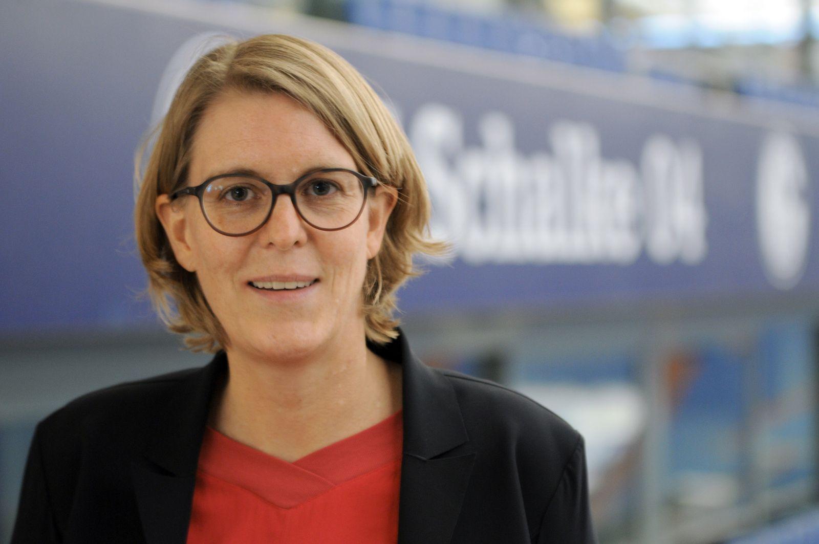 Schalke 04 - Schalke-Finanzvorständin