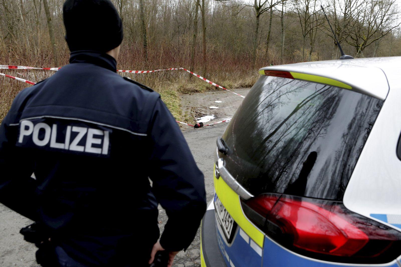 Darmstadt/ Junge Frau ermordet