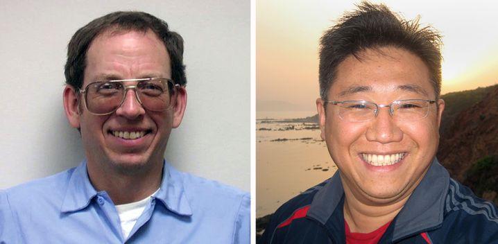In Nordkorea inhaftierte US-Bürger Fowle und Bae