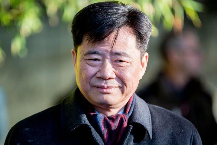 Wu Ken, Chinas Botschafter in Berlin (Archivbild)