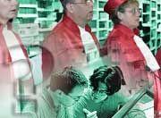 Jura-Reform: Künftig soll die Universität 30 Prozent des ersten Staatsexamens abnehmen