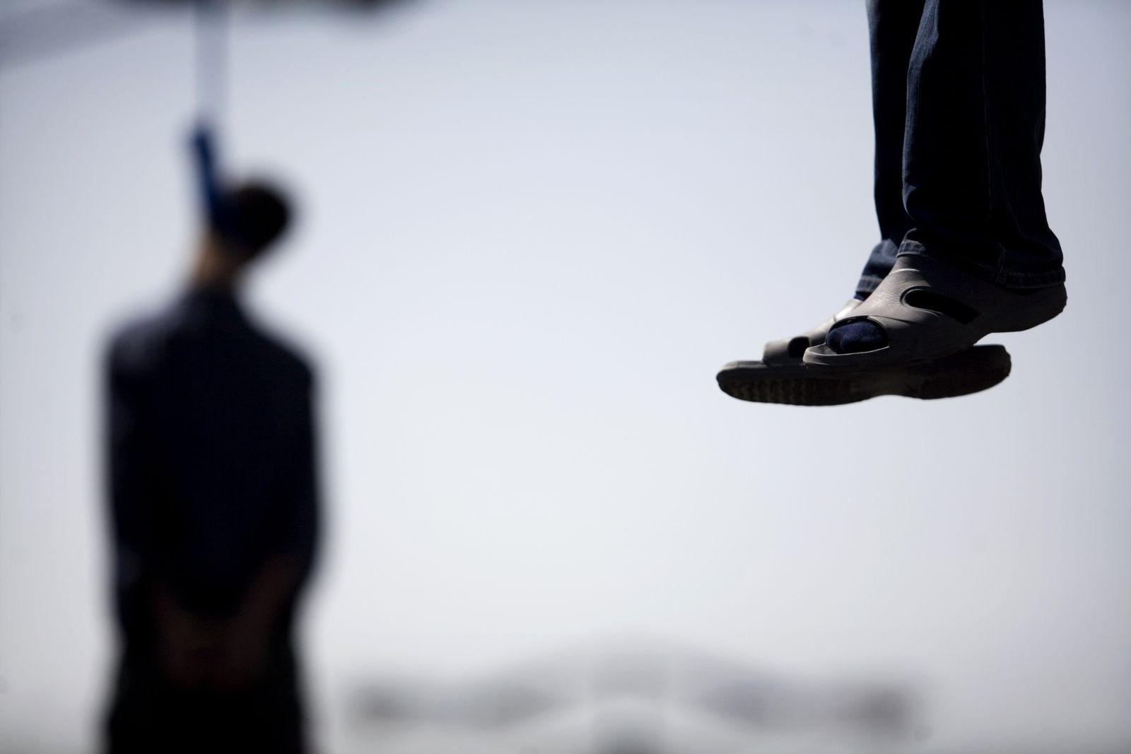 Iran/ Todesstrafe