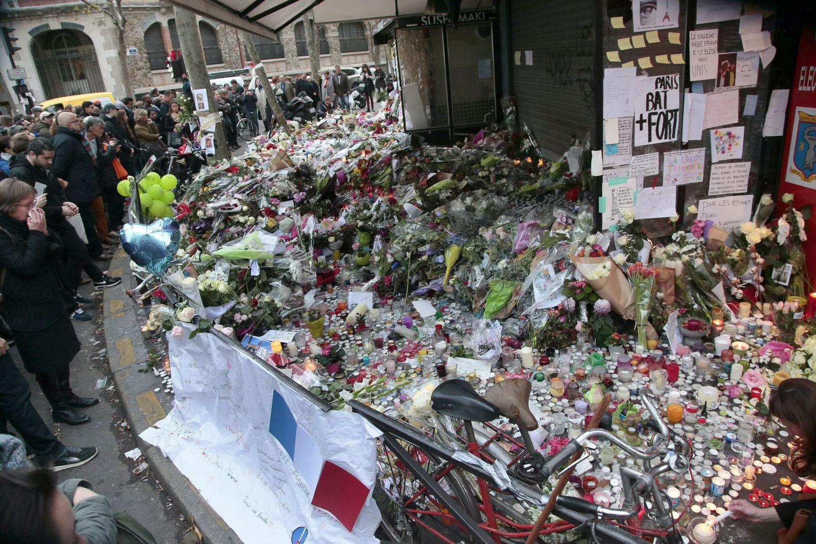 Paris Terror
