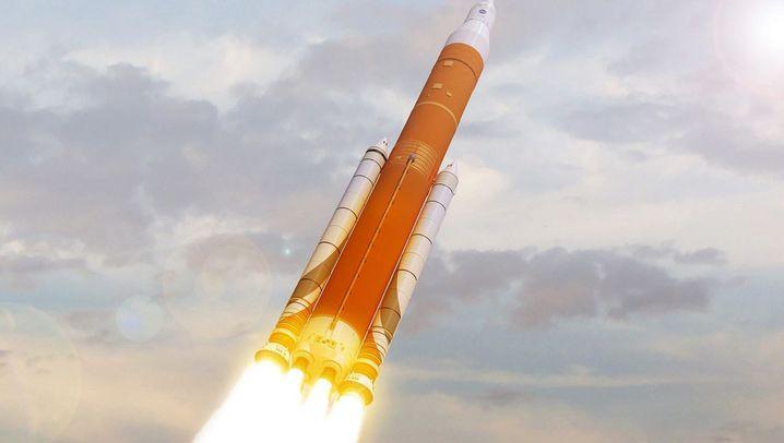 Space Launch System (SLS): Die neue Superrakete der Nasa