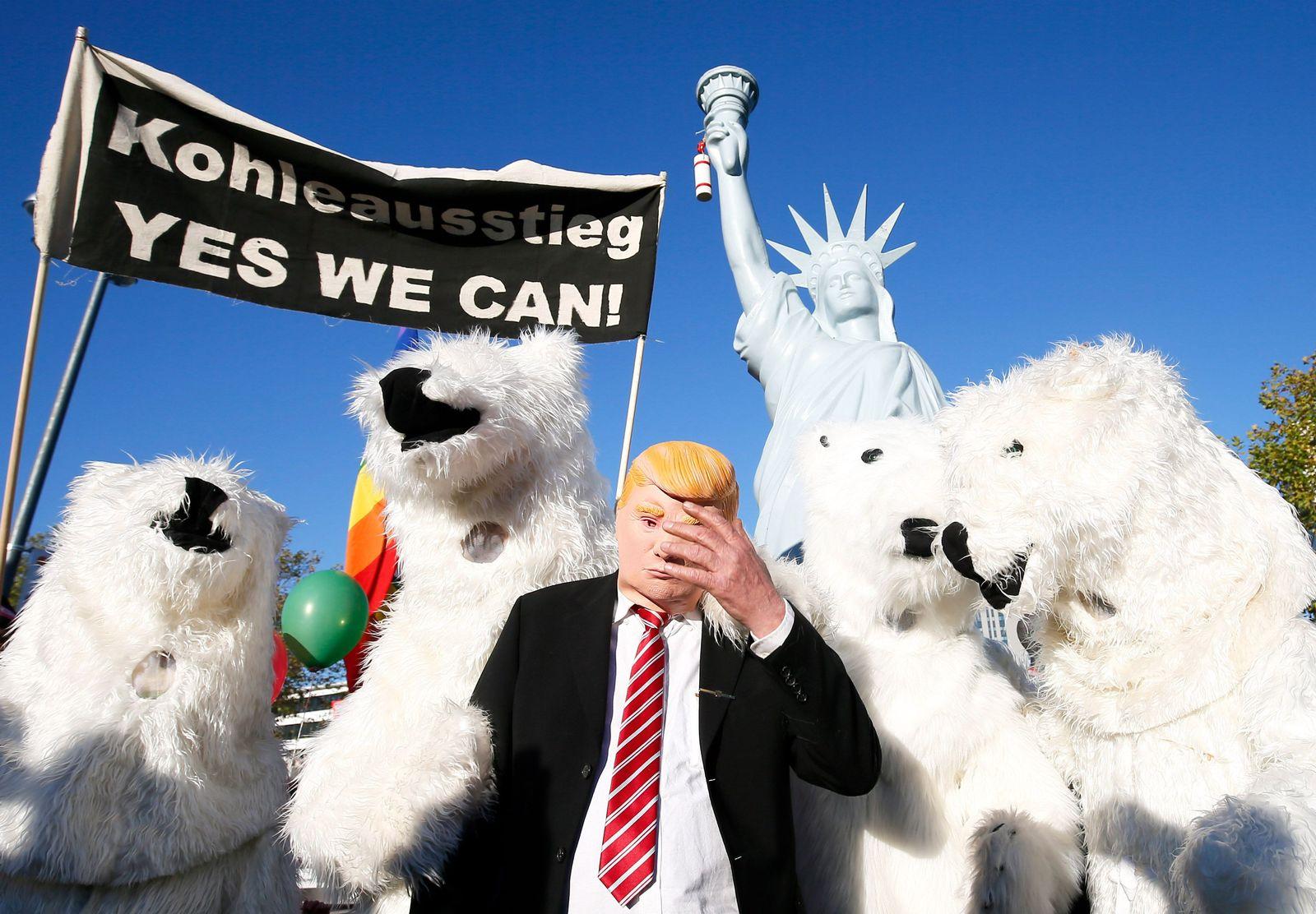 Klima Demonstration Bonn