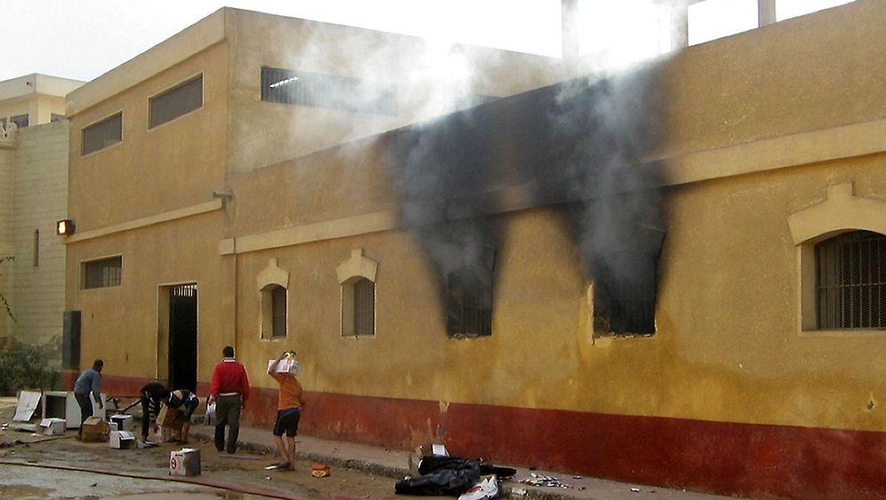 Kairo: Biedermann und Brandstifter