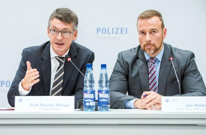 Polizeipräsident Meyer, Soko-Chef Hieber