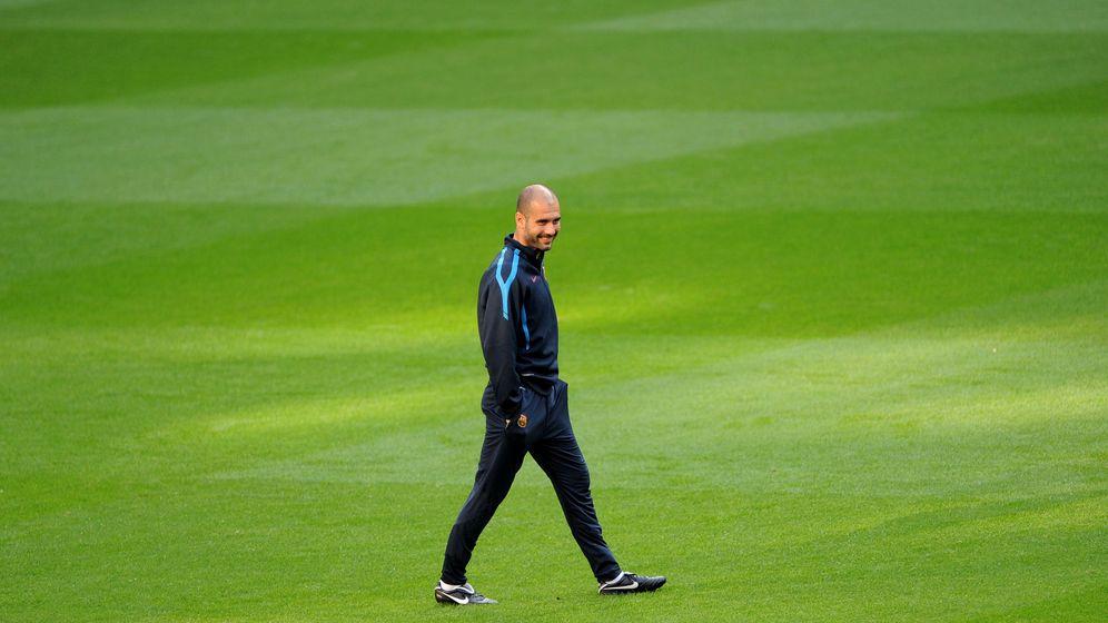 Neuer Bayern-Trainer Guardiola: Taktik mit Pep