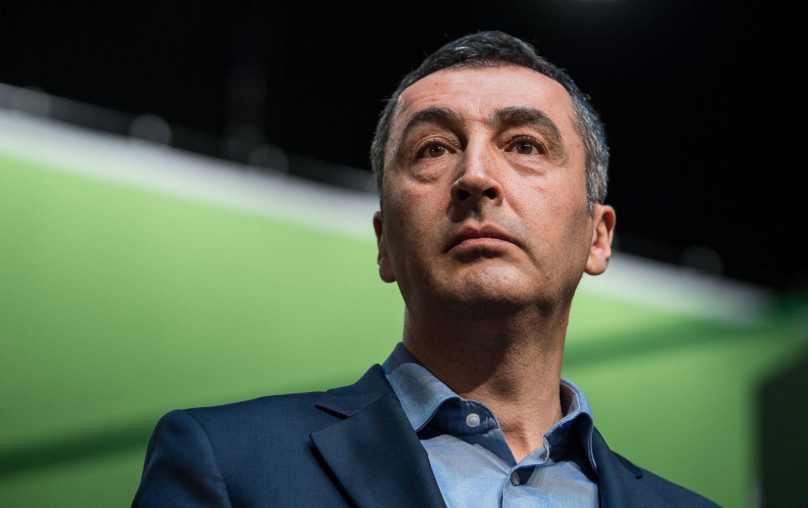 Politische Gewinner, Verlierer, Achterbahnfahrer/Cem Özdemir
