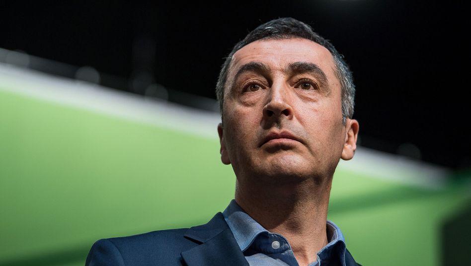 Özdemir tritt bei der Neuwahl des Fraktionsvorstands mit der Bremer Abgeordneten Kirsten Kappert-Gonther an