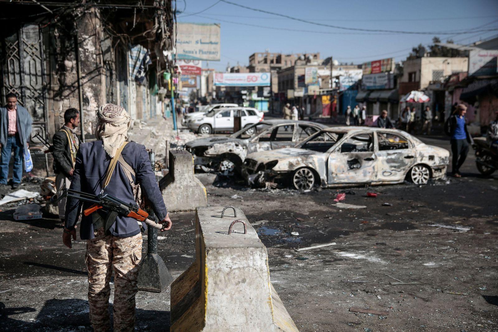 Sanaa Jemen