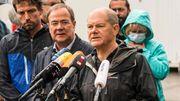 Scholz erwartet mehr als sechs Milliarden Euro an Hochwasserschäden