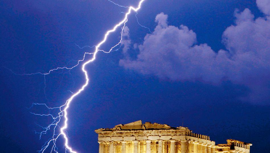 Akropolis in Athen: Reformprozess mit wenig Aussicht auf Erfolg