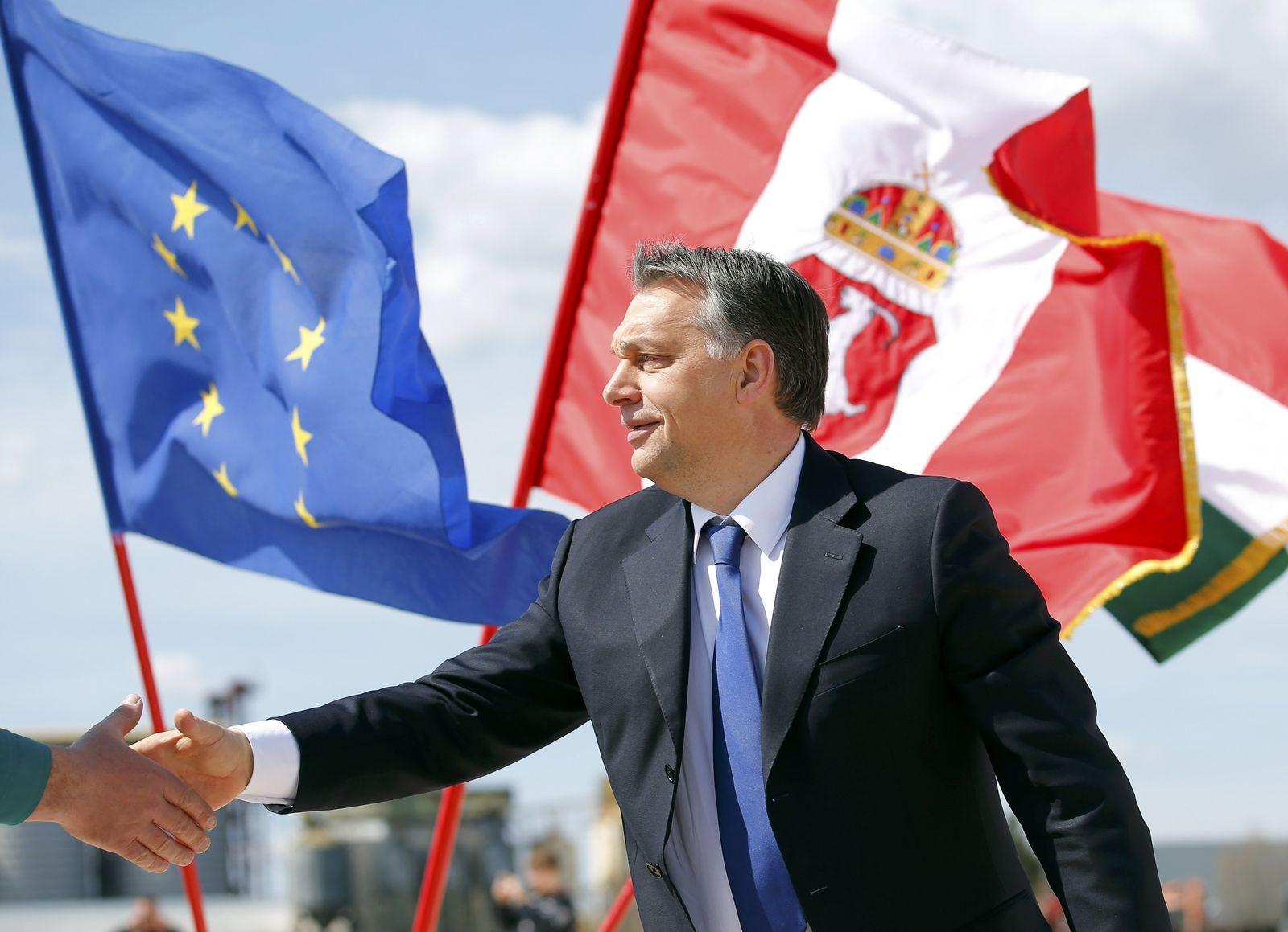 Ungarn/ Wahlkampf