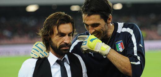 <div>Andrea Pirlo wird Trainer von Juventus Turin: