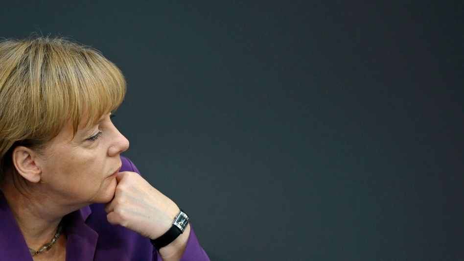 Chancellor Merkel's leadership style has brought her far. But it may not bring her any further.