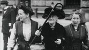 So schwer hatten es die ersten Frauen im deutschen Parlament