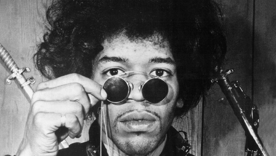 Gitarren-Gott Hendrix: Neues von einem der Größten