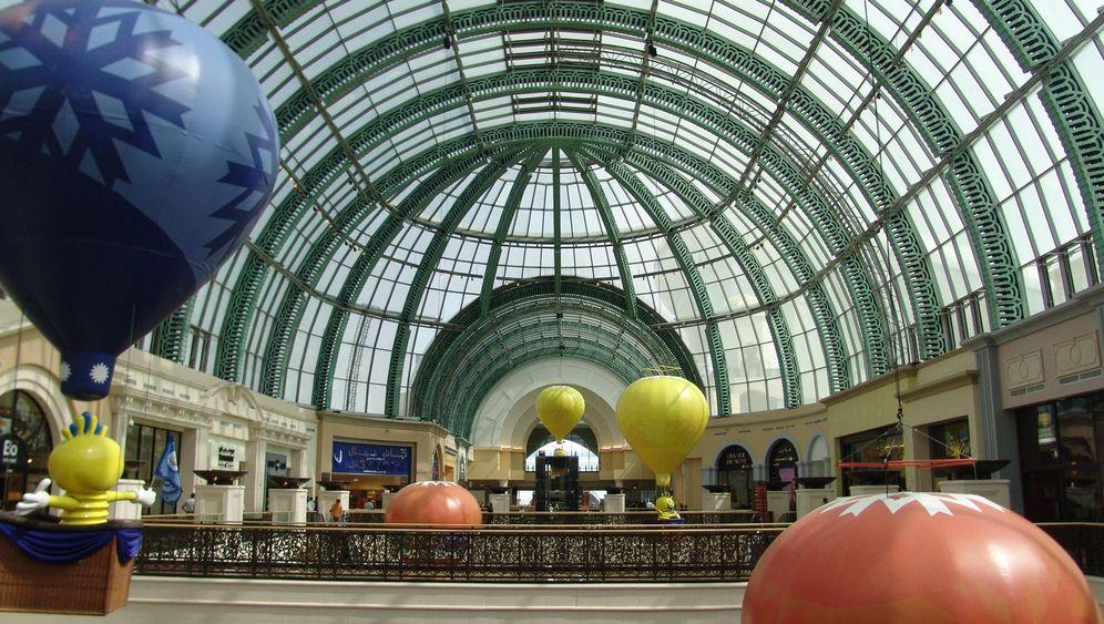 Einkaufszentrum in Dubai: Shopping-Tempel deluxe