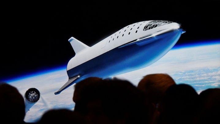 SpaceX: Revolutionäre der Raumfahrt
