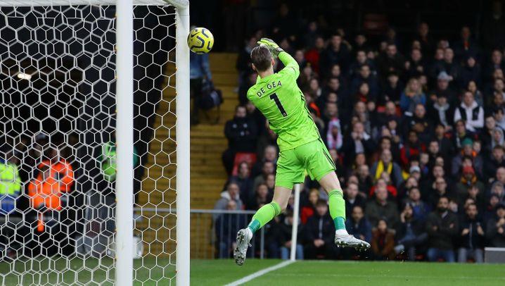 United-Niederlage gegen Watford: Dave saves (not)