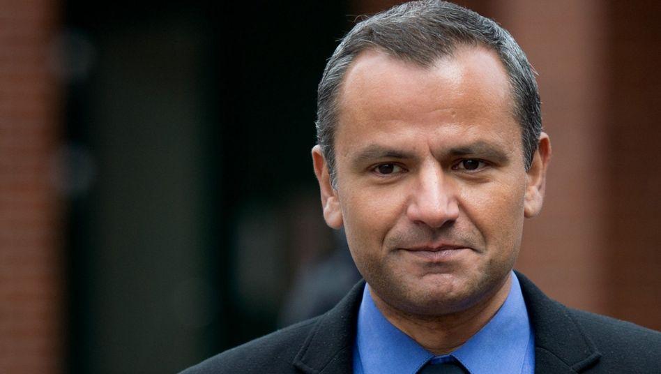 Sebastian Edathy am Landgericht Verden: Verfahren eingestellt